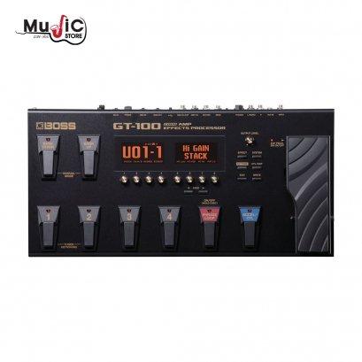 Boss GT-100 Multi-effects Guitar Processor