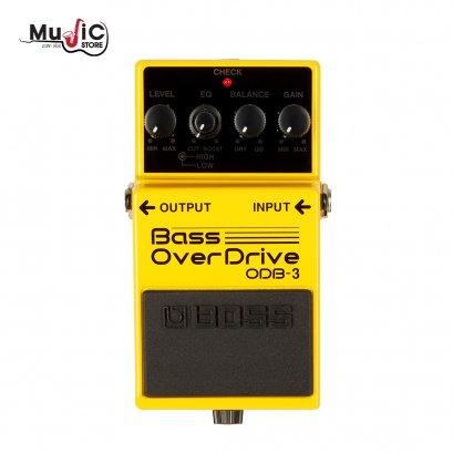 เอฟเฟคเบส Boss ODB-3 Bass OverDrive