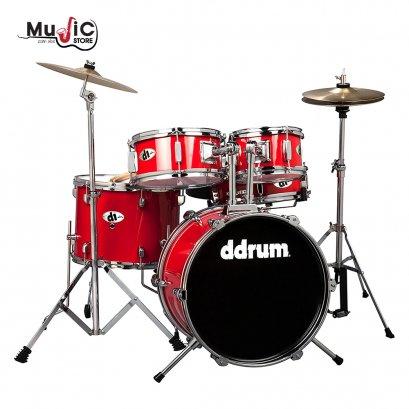 กลองชุด DDrum D1 Junior Drum Set With Cymbals