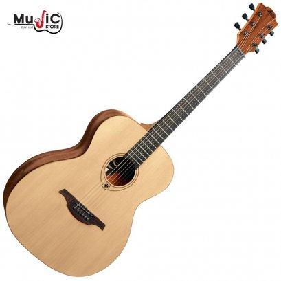 LAG Tramontane T44A Acoustic Guitar - Naturel Satin