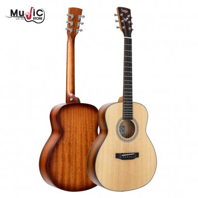 SAGA GS700 Mini Acoustic Guitar