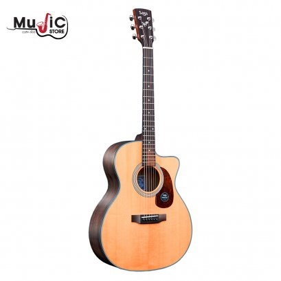 SAGA SF800GC Acoustic Guitar