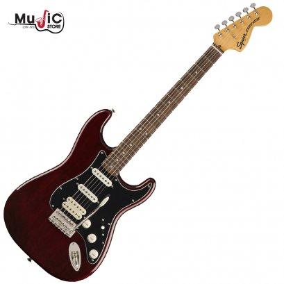กีตาร์ไฟฟ้า Squier Classic Vibe 70s Stratocaster HSS MN - Walnut