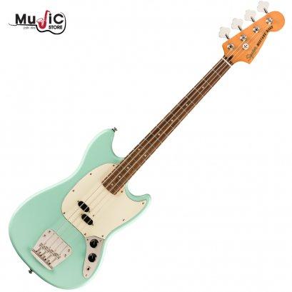 เบสไฟฟ้า Squier Classic Vibe 60s Mustang Bass ( Surf Green )