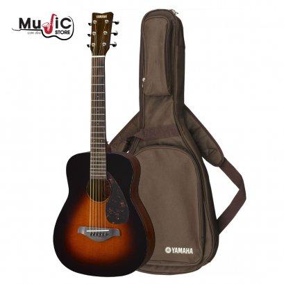 กีตาร์โปร่ง YAMAHA JR2S Tobacco Brown Sunburst Acoustic Guitar ( Solid Top ) ขนาด 34 นิ้ว