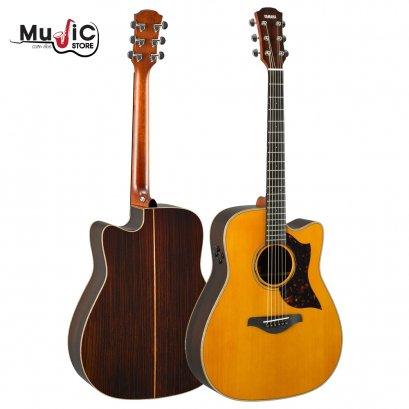กีตาร์โปร่งไฟฟ้า Yamaha A3R ARE Acoustic Electric Guitar