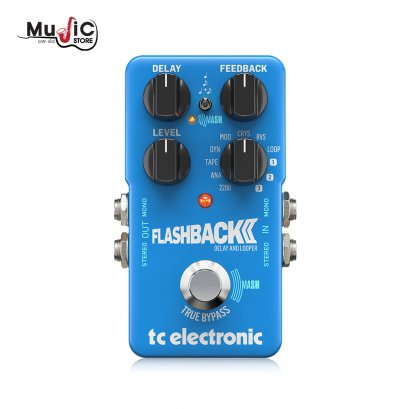 TC Electronic Flashback 2 Delay & Looper Effects Pedal