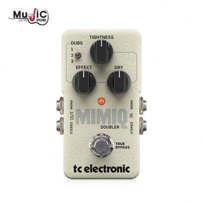 TC Electronic Mimiq Doubler Effects Pedal