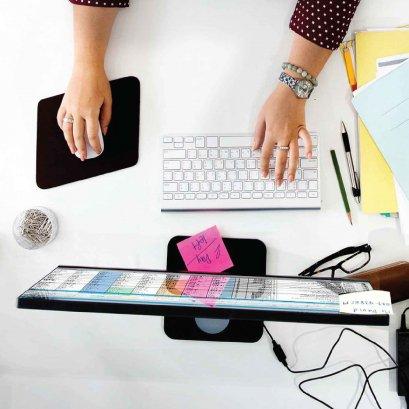 รู้หรือไม่ โต๊ะทำงานโดยเฉลี่ยสกปรกกว่าที่นั่งห้องน้ำประมาณ 400 เท่า!?