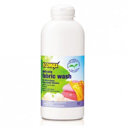 อีโคแม็กซ์ ผลิตภัณฑ์ซักผ้าบอบบาง 600 มล./ Ecomax Delicate Fabric Wash 600ml