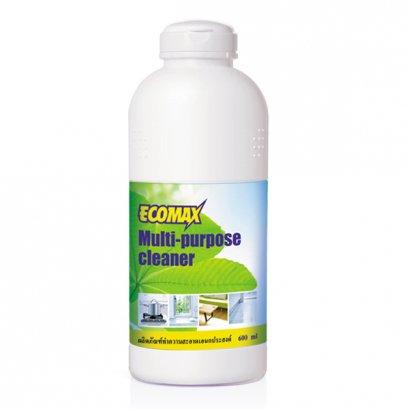อีโคแม็กซ์ ผลิตภัณฑ์ทำความสะอาดอเนกประสงค์ 600มล./ Ecomax MultiPurpose Cleaner 600ml