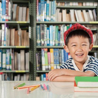 English for Kids - Senin 14.30 - 16.00