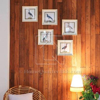กรอบรูปคอนิส ลายนก | Cornice Frame-Bird