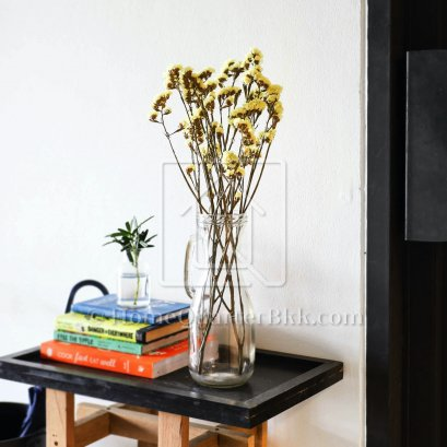 Dried Flower-Yellow Statice