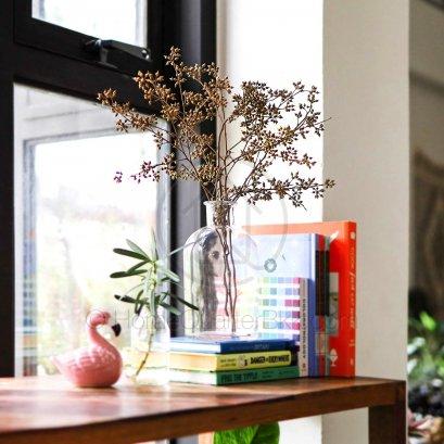 มินิฟรุตอบแห้ง | Dried Leaves-Mini Fruit