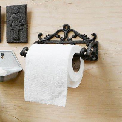 Wrought Tissue Holder