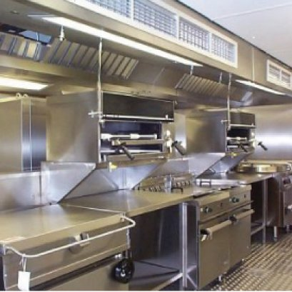 Kitchen Hood & Exhaust Duct Cleaing