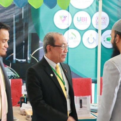 สถาบันมาตรฐานฮาลาลแห่งประเทศไทย ร่วมจัดนิทรรศการ ในงานWorld HAPEXT Thailand 2018