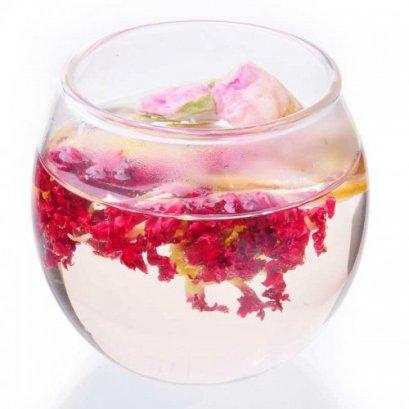 วิธีชงชาดอกไม้ ให้หอมฟรุ้งฟริ้ง ง่ายที่สุดใน 3โลก แค่ 4 ขั้นตอน