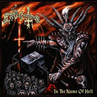 TERRORHAMMER'In the Name Of Hell' CD.