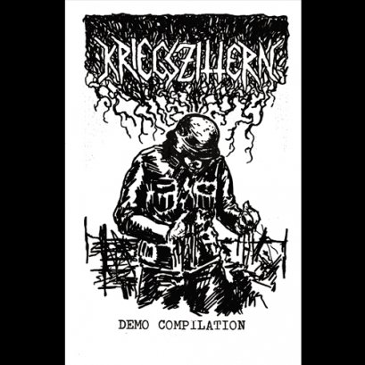 KRIEGSZITTERN'Demo Compilation' Tape.