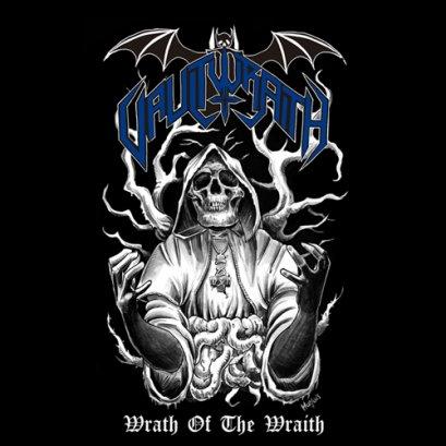VAULTWRAITH'Wrath Of The Wraith' Tape.