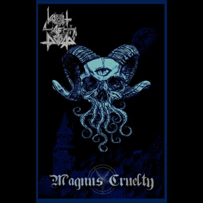 VOMIT OF DOOM'Magnus Cruelty' Tape.