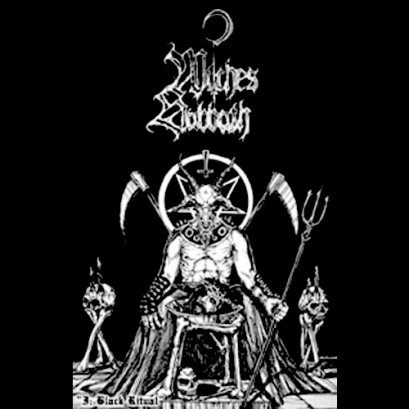 WITCHES SABBATH'I:Black Ritual' Tape.
