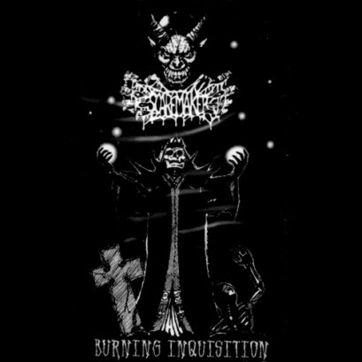 SCAREMAKER'Burning Inquistiion' Demotape.