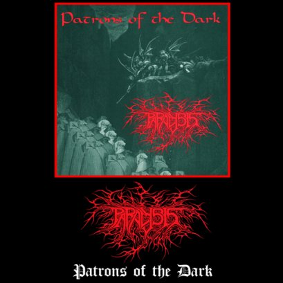 PARALYSIS'Patrons of the Dark' Tape.