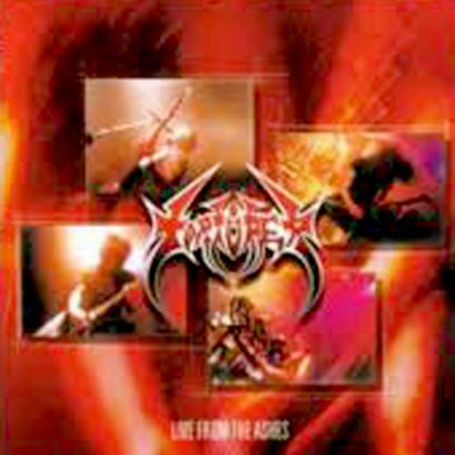 TORTURER'Live From The Ashes' CD.