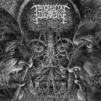 PANOPTICON DEATH'Eternity in Madness' CD.