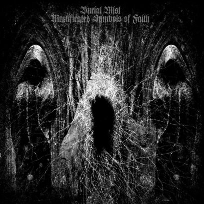 BURIAL MIST'Mortificated Symbols of Faith' CD.