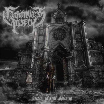 FATHOMLESS MISERY'Descent Of Slow Suffering' CD.