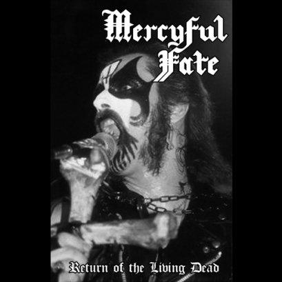 MERCYFUL FATE'Return of the Living Dead' Tape.(Bootleg)