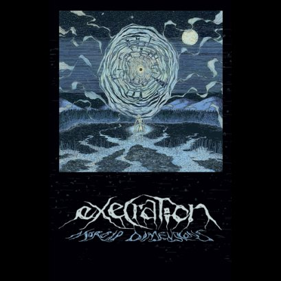 EXECRATION'Morbid Dimensions' Tape.