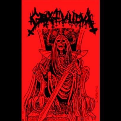 GOAT VULVA'Baphometal 1991 demo Tape.(Bootleg)