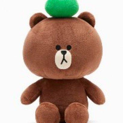 ตุ๊กตาน้องบราว์ brown
