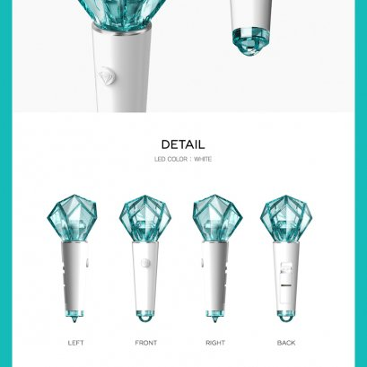 SHINee Mini Fanlight Keyring