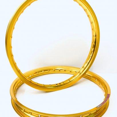 Wheel rim 17*140 (Light gold)