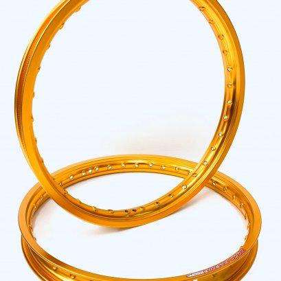 Wheel rim 17*140 (Dark gold)
