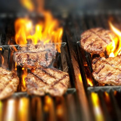 Chargrill style