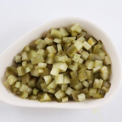 Pickled Cucumber (Diced)