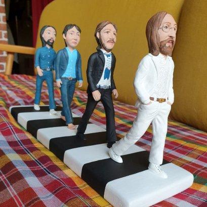 Abbey Road The Beatles Models