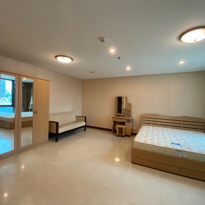 Lumpini Park View / STUDIO ROOM / 48 SQM.