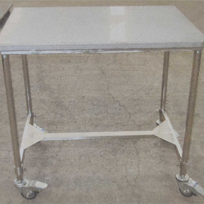 Work Table by Stainless