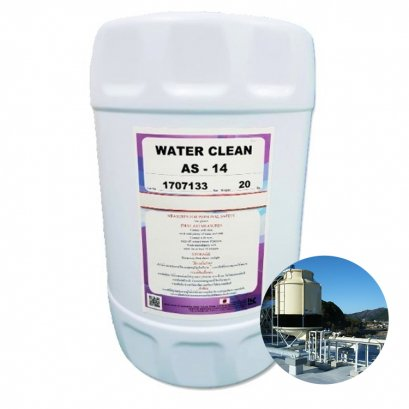WATER CLEAN AS-14 [Cooling Tower Agent]