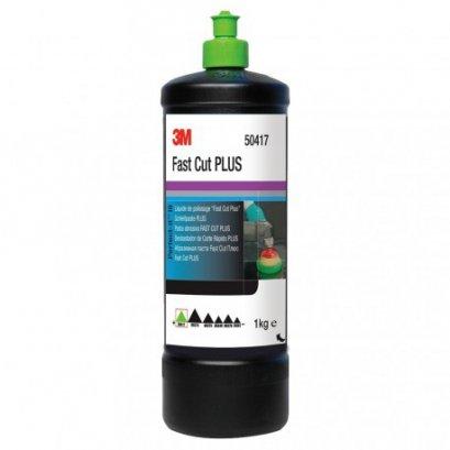 3M น้ำยาขัดหยาบสำหรับลบรอยกระดาษทราย ฝาเขียว