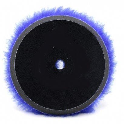 ใบขัดขนแกะสีน้ำเงิน ขนยาว5 นิ้ว