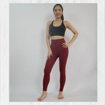 BASIC LEGGINGS - RED แดง